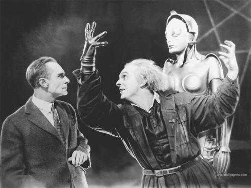 Fritz Lang's Metropolis as capitalist dystopia